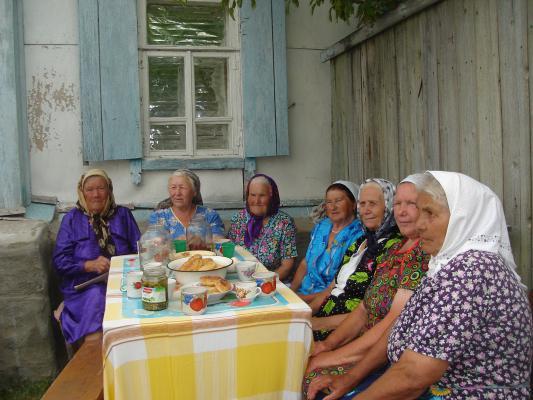 Краишевские бабушки